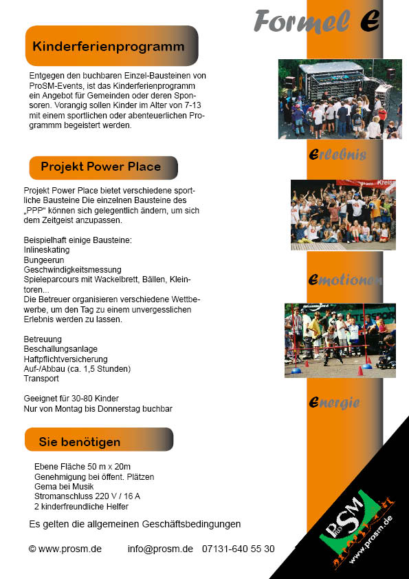 Project Power Place